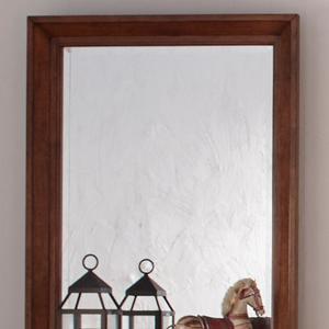 Liberty Furniture Industries - Full Panel Bed, Dresser & Mirror