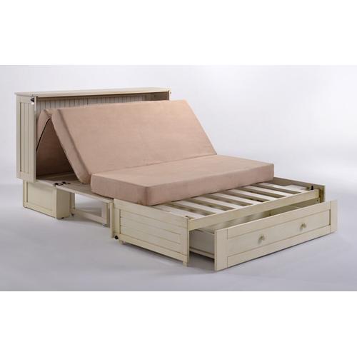 Daisy Murphy Cabinet Bed