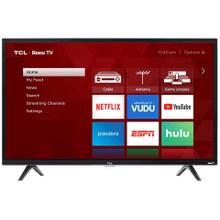 "TCL 32"" CLASS 3-SERIES HD LED ROKU SMART TV - 32S321"