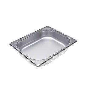 DGG 3 Unperforated steam oven pan For all DG Steam Ovens except DG 7000.