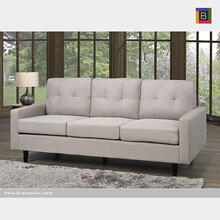 Tufted Sofa Beige
