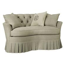 Boudoir Loveseat