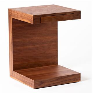 Zio Sidetable Walnut