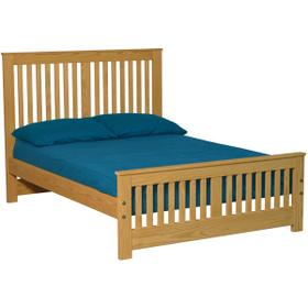 Shaker Bed, Double