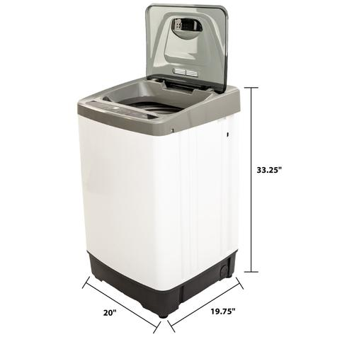 1.38 cu. ft. Compact Washer