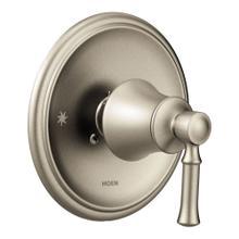 Dartmoor Brushed nickel Posi-Temp ® valve trim
