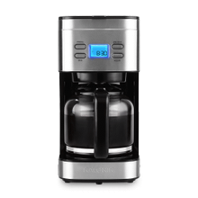 Kalorik Programmable 12 Cup Coffee Maker, Stainless Steel