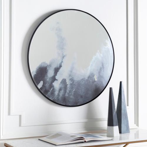 "Surya - Smoke and Mirrors SMM-001 30""H x 30""W"