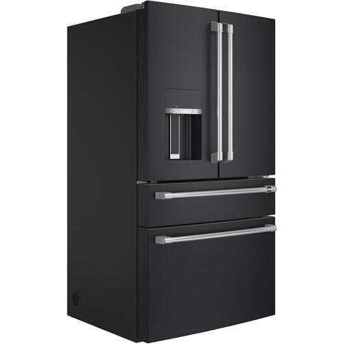 Café ENERGY STAR ® 27.8 Cu. Ft. Smart 4-Door French-Door Refrigerator
