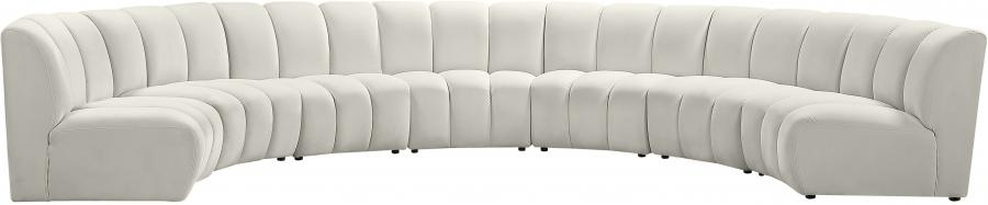 "Infinity Modular 7pc. Sectional - 183"" W x 104"" D x 33"" H"