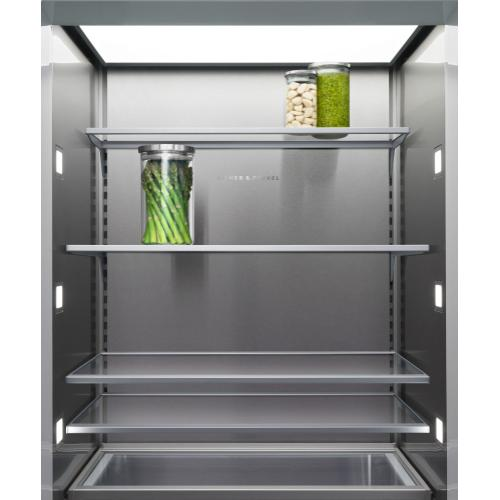 "Integrated Column Refrigerator, 30"", Water"