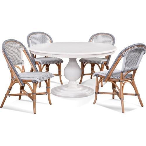 "Douglas 54"" Round Pedestal Dining Table"