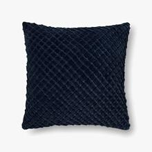See Details - P0125 Navy Pillow
