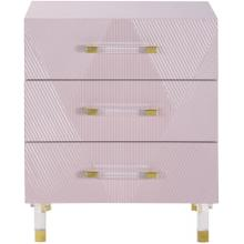 """See Details - Anastasia Side Table - 24"""" W x 18"""" D x 28.5"""" H"""