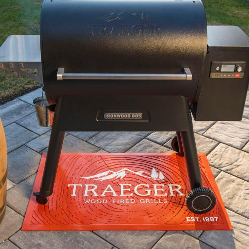 Traeger Grills - Traeger Grill Mat