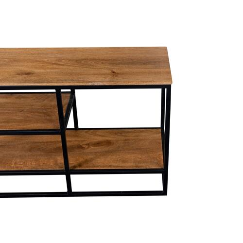 Porter International Designs - Delancy TV Stand, ART-3057