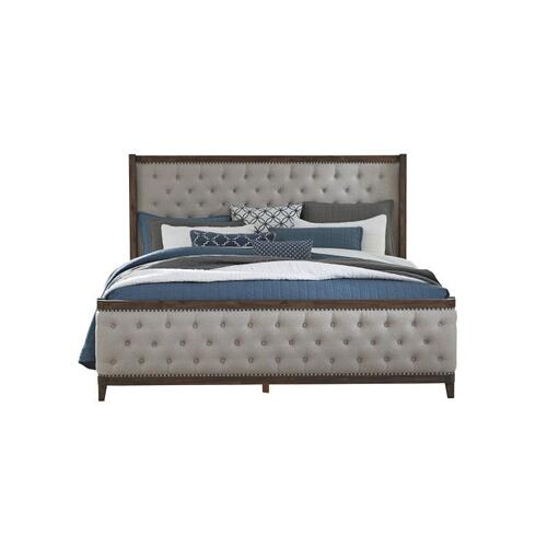Cresswell Queen Upholstered Bed