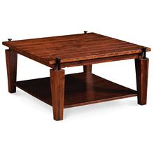 View Product - B&O Railroad Spike Square Coffee Table