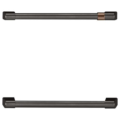 Café Undercounter Refrigeration Handle Kit - Brushed Black