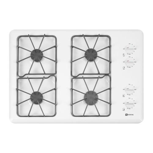 30-inch Gas Cooktop with One Power Cook Burner