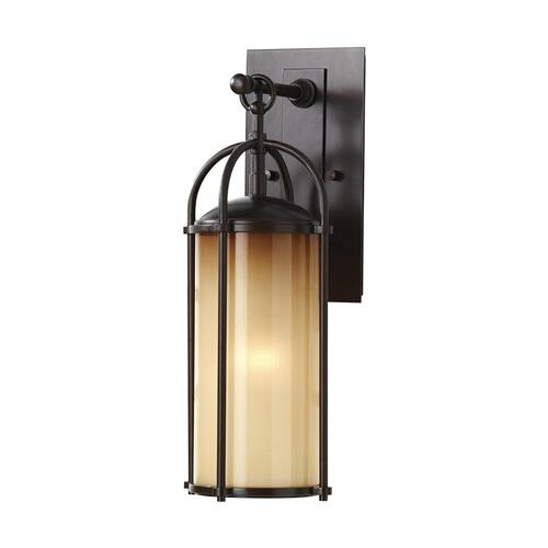 Dakota Small Lantern Heritage Bronze
