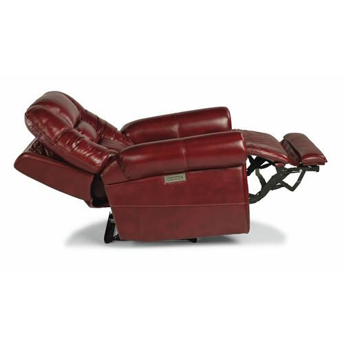 Gallery - Maverick Power Recliner with Power Headrest and Lumbar