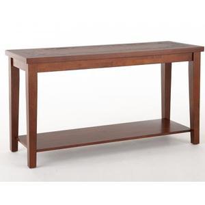 Davenport Slate Sofa Table
