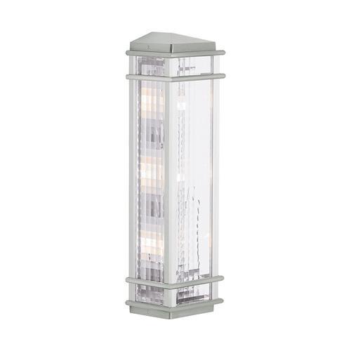 - Mission Lodge Large Pocket Lantern Brushed Aluminum