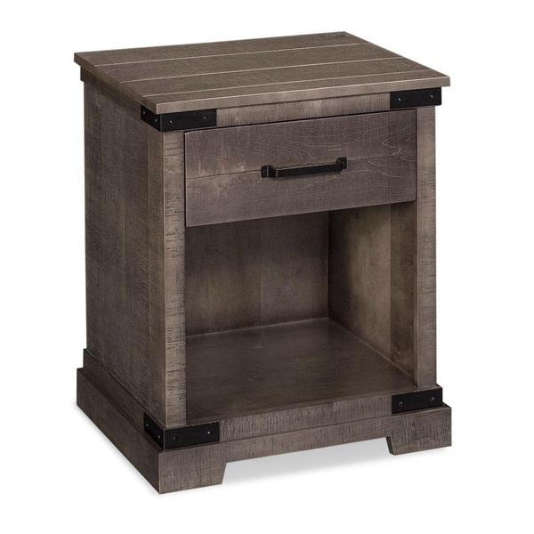 See Details - Montauk Nightstand with Opening