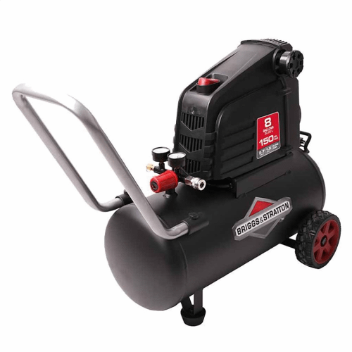 Briggs and Stratton - 8 Gallon Air Compressor - Take on any job around the house