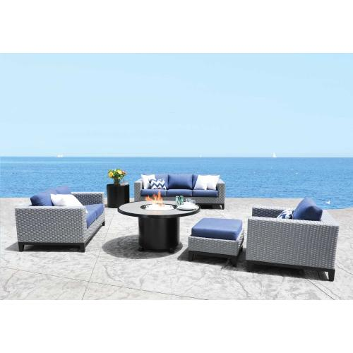 """Gramercy 48"""" Dining Outdoor Fire Pit"""