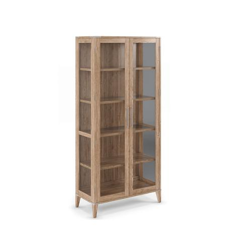 Passage Display Cabinet