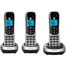 View Product - CD4 Series Digital Cordless Telephone with Answering Machine (3 Handsets)