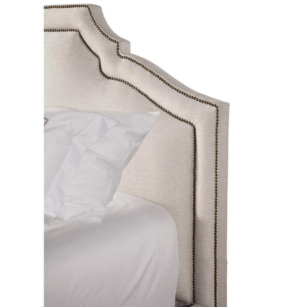 CASEY - LACE King Headboard 6/6 (Natural)