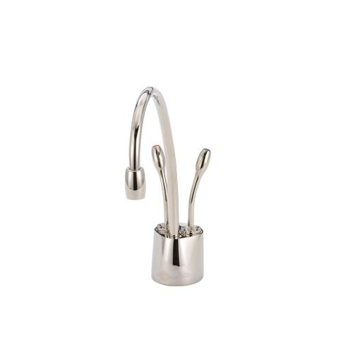 Insinkerator - Indulge Contemporary Hot/Cool Faucet (F-HC1100-Polished Nickel)