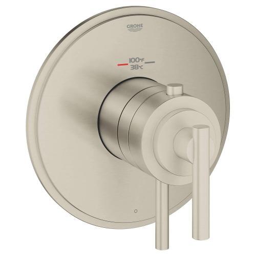 Product Image - Grohflex Atrio Single Function Thermostatic Valve Trim