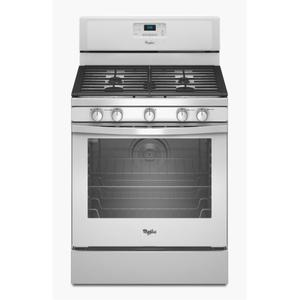 5.8 cu. ft. Capacity Gas Range with AquaLift® Self-Clean Technology Product Image