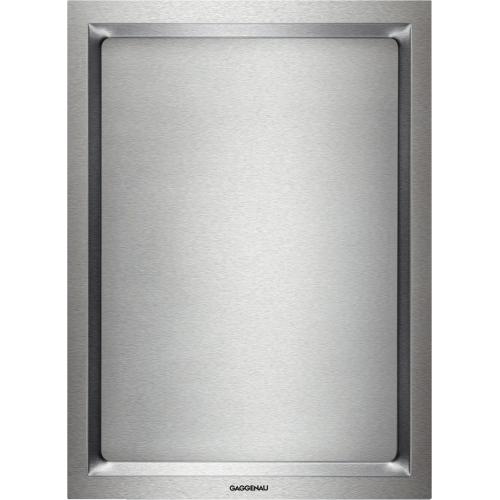 Gaggenau - 400 series Vario 400 series teppan yaki Stainless steel Width 15 '' (38 cm)