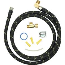 See Details - 6' Industrial Grade Dishwasher Water Supply Kit