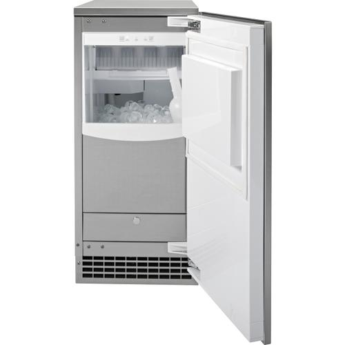 Cafe - Ice Maker 15-Inch - Gourmet Clear Ice