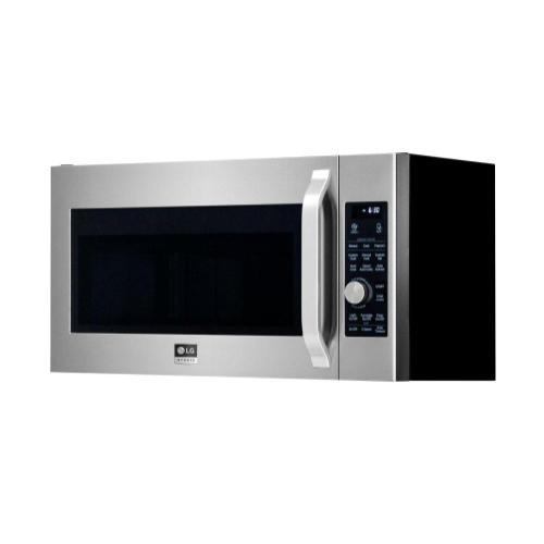 LG STUDIO 1.7 cu. ft. Over-the-Range Convection Microwave Oven