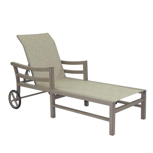 Castelle - Roma Sling Chaise Lounge