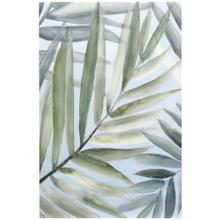 Tropical Getaway Hand Painted Canvas  36in X 24in X 1in  Stretched Canvas