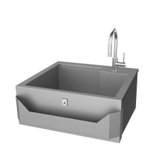 """30"""" Hestan Outdoor Insulated Sink - GIS Series"""