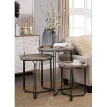 See Details - Lowley Nesting Tables - Set of 3