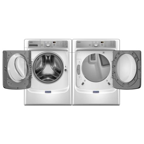 Gallery - Maytag® Large Capacity Dryer with Sanitize Cycle and PowerDry System - 7.4 cu. ft.