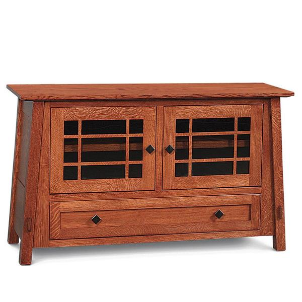 """See Details - McCoy TV Stand, 49"""", 49""""w x 18""""d x 29 """"h"""