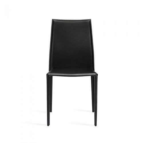 Van Stacking Chair - Black