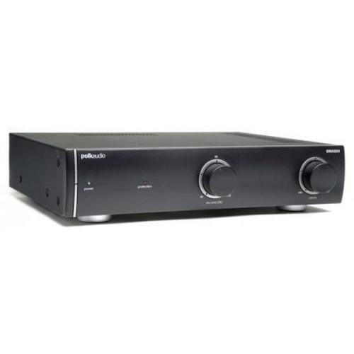 Dedicated Digital Power Amplifier for CSW Series Built-In Subwoofers in Black