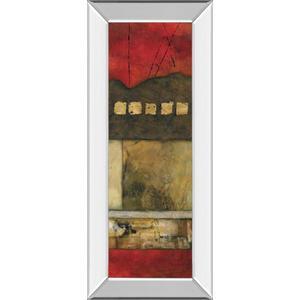 """""""Tupelo Honey I"""" By Norm Olson Mirror Framed Print Wall Art"""